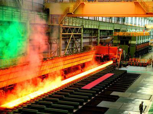 iiron and steel industry