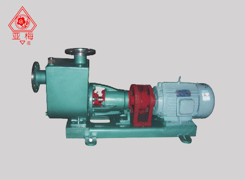 ZH-Type-Self-Priming-Pump-Instruction