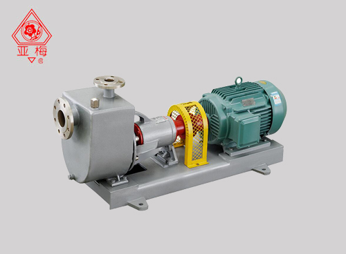 ZW-Type-Self-Priming-Pump-Instruction