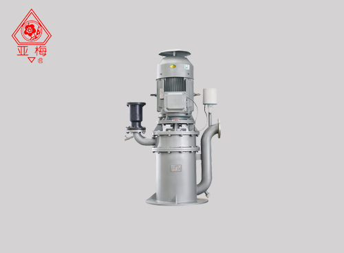 Principle of WFB vertical non - sealing self - priming pump